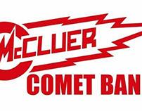 McCluer Band Logo Design