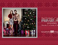 Christmas Campaign Design for Kildare Village