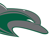Athletics Mascot Logo, Shoreline CC
