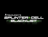 Splinter Cell Blacklist : Logo