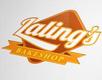 Laling's Bakeshop Logo Design