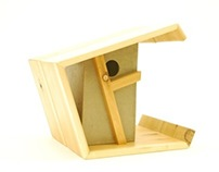 Designer Bird House