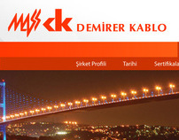Mass Cable Web Design