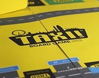 Taxi Board Game (Rebrand)
