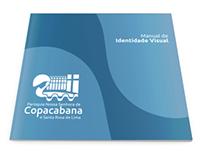 Manual da Marca - Logo Paróquia N. Sra. de Copacabana