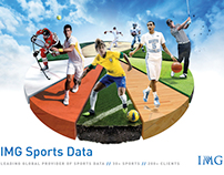 IMG sports data cover