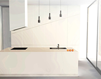 Wave Form interiors | Single Family House