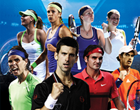 Australian Open 2012 DVD box set