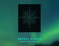 BOREAL STUDIO / graphic design project