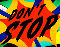 5 Seconds of Summer - Don't Stop Lyric Video