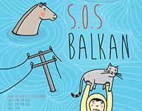 SOS Balkan Poster