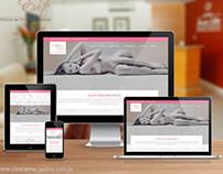 WebSite Clinica Maria Edite