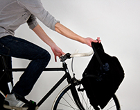 LLUVIA - backpack bike