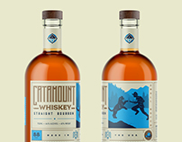 Grand Teton Distillery Branding and Packaging