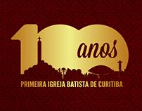 100 anos Primeira Igreja Batista de Curitiba