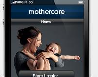 Mothercare mobile store locator