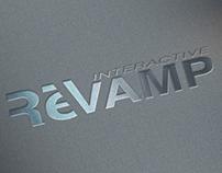 ReVamp Interactive - Logo Options