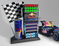 RED BULL RACING DISPLAY