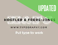 Hoefler and Frere Jones