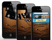 Album Apps - Interface Design
