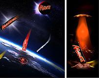 MARS attack concept