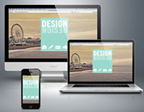 Website Interface Designs