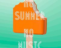 Concurso OYSHO no music no summer