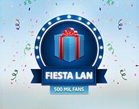 Fiesta Lan 500.000