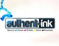 authent-ink - Branding