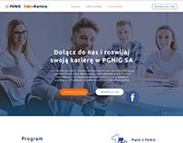 PGNiG Program Website