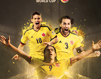 Road To World Cup - Selección Colombia