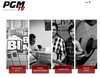 Website PGMTV