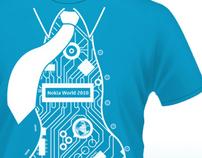 Nokia World 2011 T-Shirt