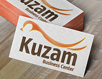 Kuzam Business Center, logo