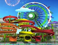 Merendina Playground-Park