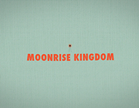 Mock Title Sequence - Moonrise Kingdom