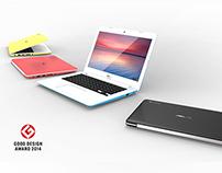 Asus C300 Chromebook