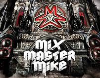 Mix Master Mike Album Cover