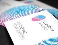 Creative Studio Corporate Identity