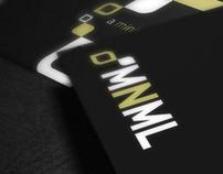 Minimal Style Corporate Identity