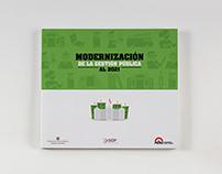 Modernización de la gestión pública