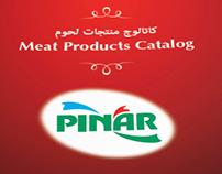 Pınar Et kataloğu