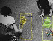 CHILDREN ZEBRA  CROSSING CAMPAIGN