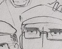 Sketches pt. 02