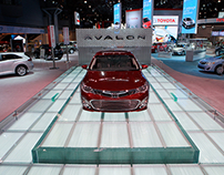 Toyota Avalon Display