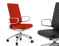 Free 3d model: AC 4 Office Chair by Vitra