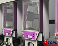 TCPL Packaging Gravure Machine Demo