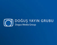 Dogus Media Group - All in One Website Design