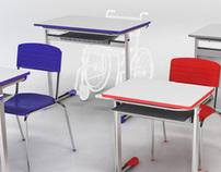 FDE school furniture