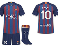 La Liga kits concepts